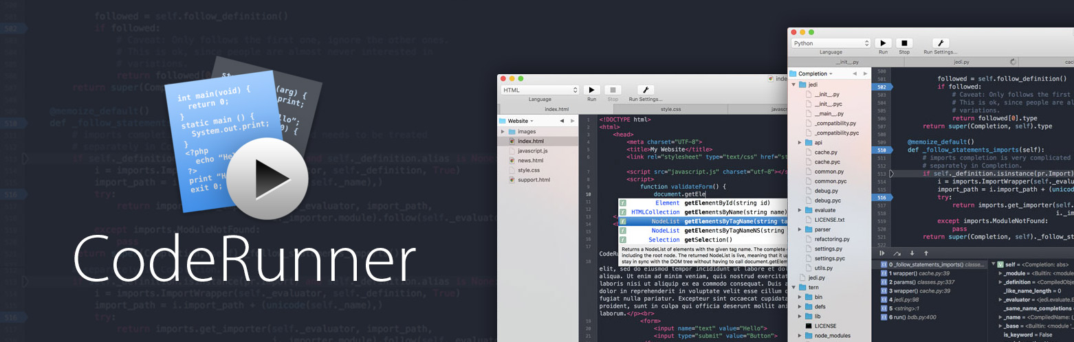 Download CodeRunner