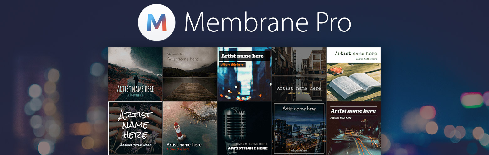 Download Membrane Pro
