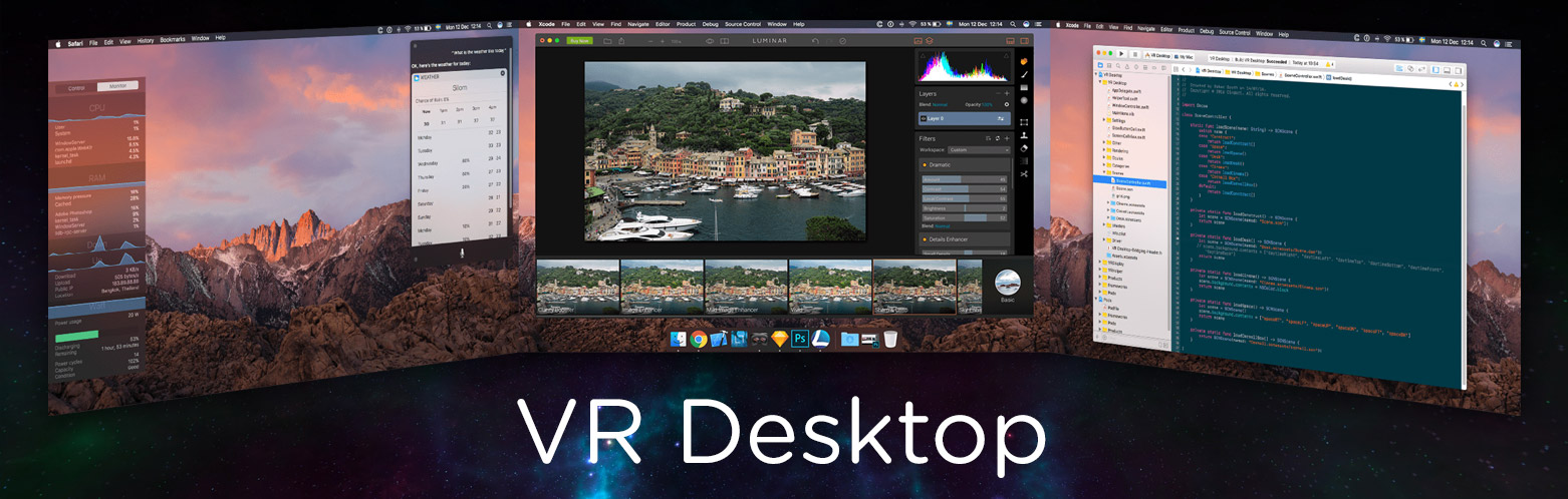 Download VR Desktop