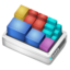 Disk Inventory X icon