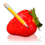 DrawBerry icon