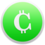 Cryptocurrency Ticker icon