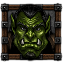 Logo for Warcraft III: Reign of Chaos