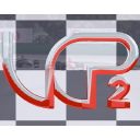 Virtual Grand Prix 2 logo