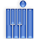 Logo for iPiano
