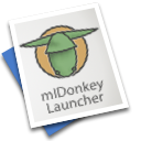 Logo for MLdonkey Launcher