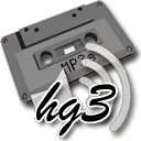 Logo for Mercury Hg3