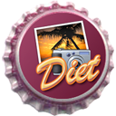 Logo for iPhoto Diet