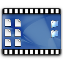 Desktop Movie Player logo