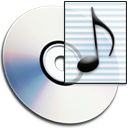 Logo for iTunes Doodad