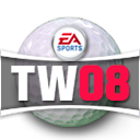 Logo for Tiger Woods PGA Tour 2008