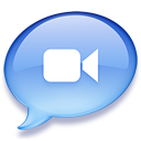 Logo for Apple iChat