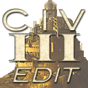 Logo for Civilization 3 MapEditor