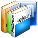 Readerware Books logo