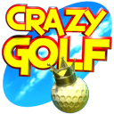 Crazy Golf logo