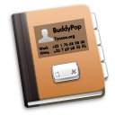Logo for BuddyPop