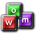 Logo for WordOMatic