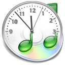 Logo for iTunes Timer
