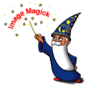 Logo for ImageMagick