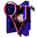 Logo for QTViewer