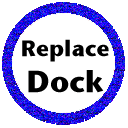 Logo for ReplaceDock