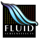 Logo for Fluid Screensaver