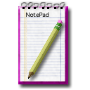 Classic NotePad logo