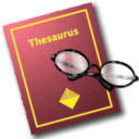 Logo for Nisus Thesaurus