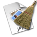 Logo for JPEGCleaner