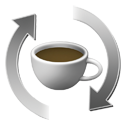 Logo for Apple Java for Mac OS X 10.5