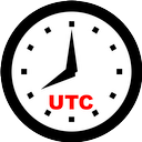 Logo for UTC Clock