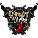 Logo for Creepy Mines