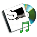 Logo for iTunes CD Printer