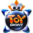 ToySight Gold logo