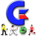 Logo for GameBase64