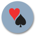 Logo for Solitaire Forever