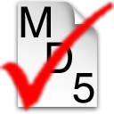 Logo for MD5shot