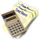 Logo for TimeSheet Manager