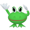 Logo for Ignazio The Frog