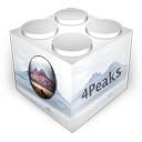 Logo for 4Peaks Plugin SDK