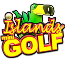 Logo for Islands Mini-golf
