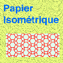 Logo for Papier Isometrique