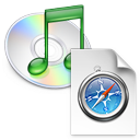 iTunes XHTML Playlist logo