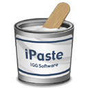 Logo for iPaste