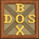 Logo for DOSBox