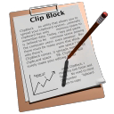 Logo for ClipBlock