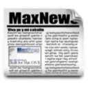 MaxNews logo
