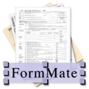 Logo for FormMate