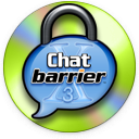 Logo for ChatBarrier X4