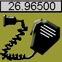 Logo for CB Radio Simulator